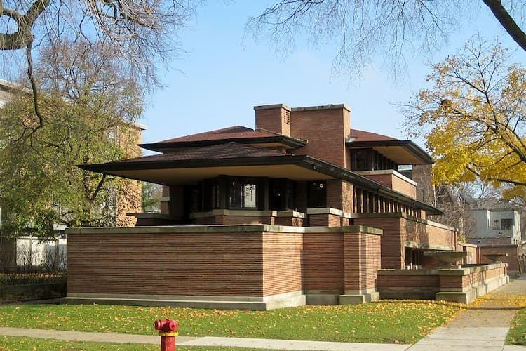 Robie House exterior